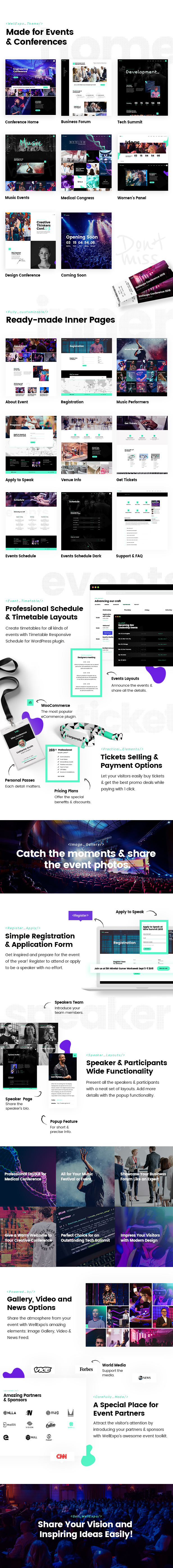 WellExpo - Event & Conference Theme - 1
